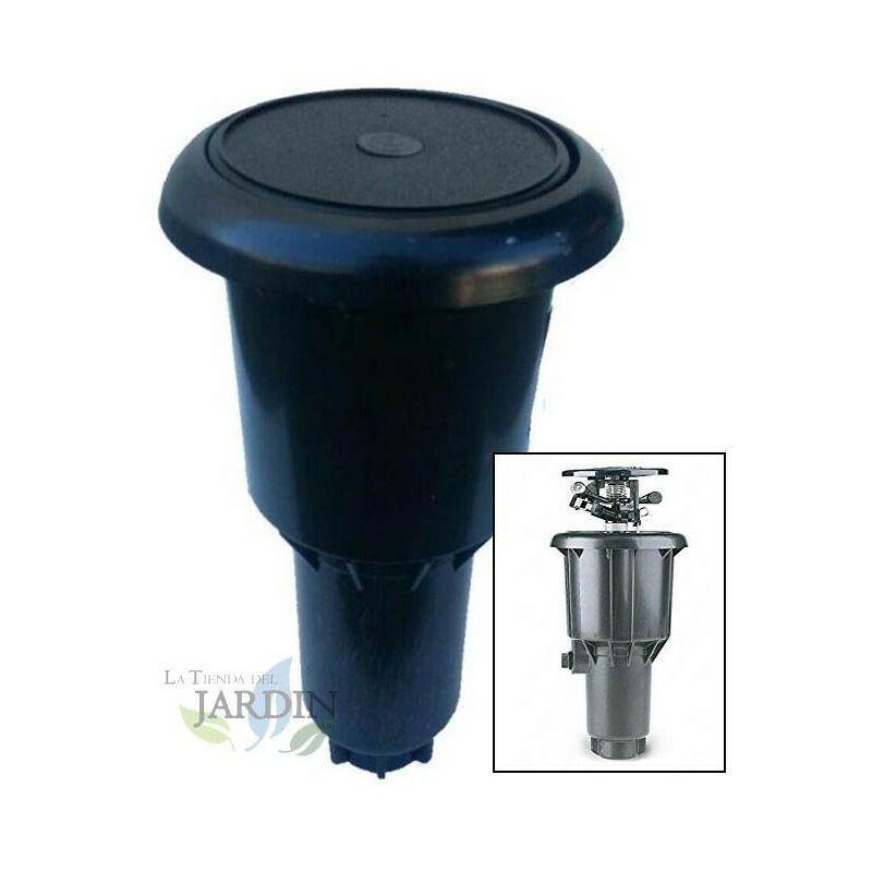 Confezione 4 irrigatori agricoli a impatto pop-up MaxiPou 6-13 m 1/2' . Circolari e regolabili.
