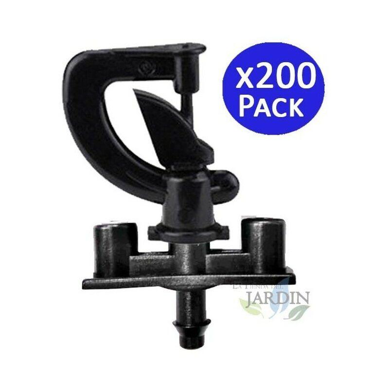 Confezione da 200 microirrigatori Inverted Dancer 360�