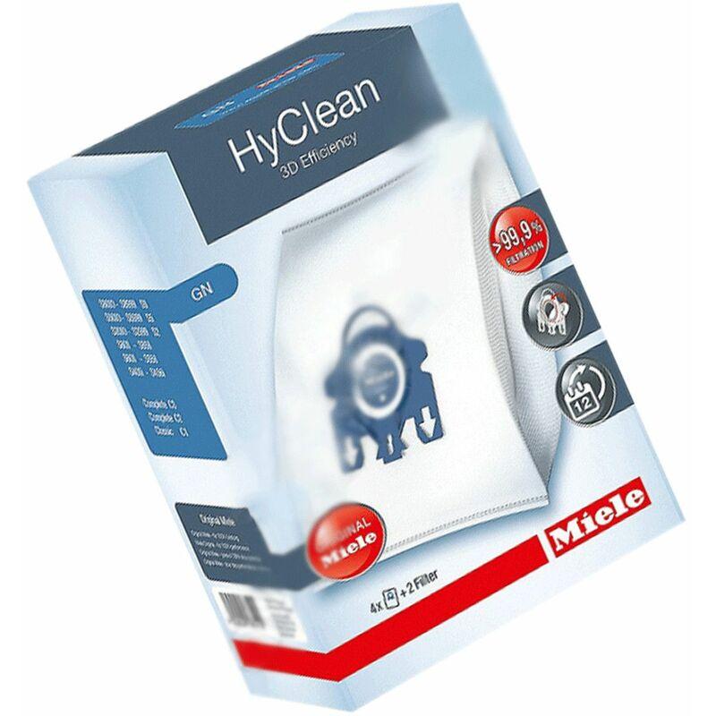2 FILTRO 10 Sacchetto per aspirapolvere per Miele S 5980 Sacchetto per la Polvere Filtro Sacchetti