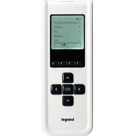 Configurateur de réglage pour hublots et détecteurs ECO2 - Mise en mémoire des réglages - Legrand