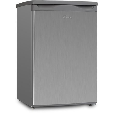Congelador Vertical INFINITON CV-88IX - Inox, 80 litros, A++, 3 cajones