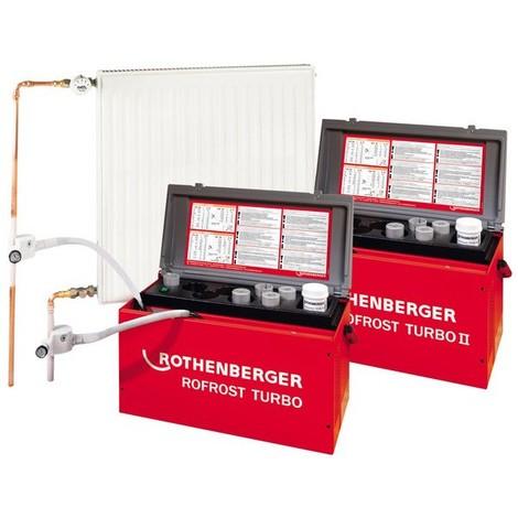 Congélateur ROFROST&reg TURBO 1.1/4' Puissance frigorifique : -30 °C, Puissance 272 W, Dimensions L x l x H 550 x 255 x 315 mm, Poids : 24 kg