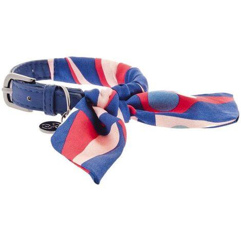 Conjunto con collar y correa coordinado para la línea de perros OPERA' CARMEN Ferribiella