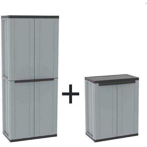 Conjunto de armario JLine Alto+Bajo