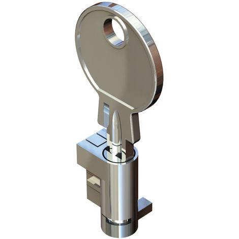 Conjunto de bombín y 2 llaves. SOLERA CER-MP28