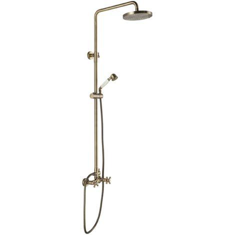 Conjunto de ducha bronce EPOCA