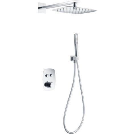 Conjunto de ducha empotrada serie Hidra