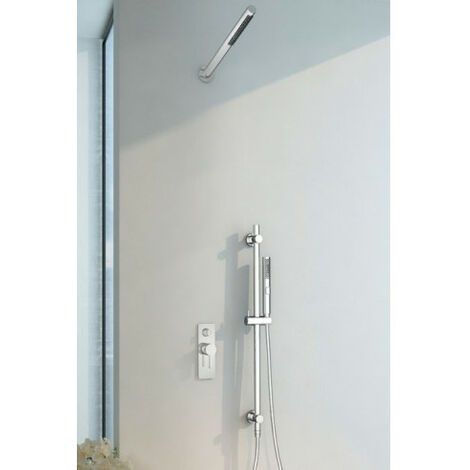 Conjunto de ducha empotrado Imex serie ARUBA