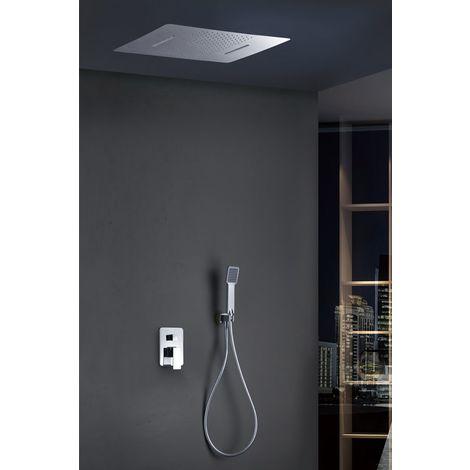 Conjunto de ducha empotrado lujo Serie Sumatra - IMEX