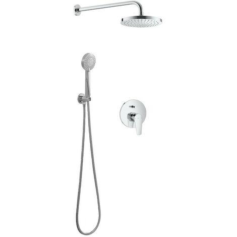 Conjunto de ducha empotrado MONODIN-N - ROCA
