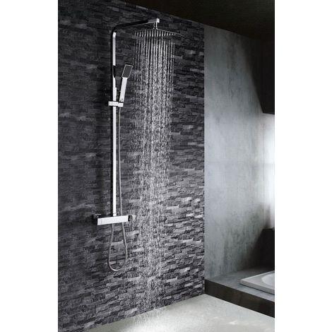 Conjunto de ducha modelo FIYI \ Cromado