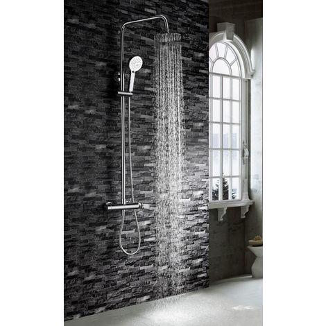 Conjunto de ducha modelo NASSAU \ Cromado