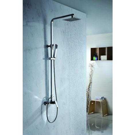 Conjunto de ducha modelo VALENCIA \ Cromado