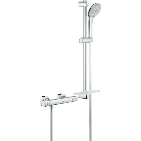 Conjunto de ducha termostático GROHTHERM 1000 COSMOPOLITAN - GROHE