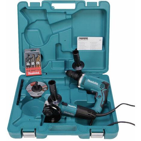 Conjunto de herramientas eléctricas Makita DK0050X1