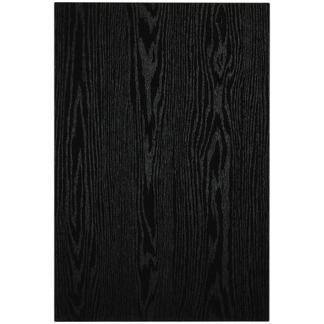 Conjunto de muebles de bano 2 piezas ceramica negro