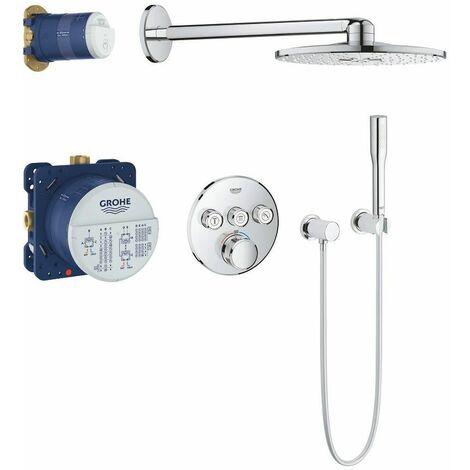 Conjunto ducha Grohe Grohtherm SmartControl Perfect 34705