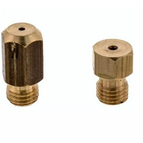 Conjunto inyector cocina Corbero Metrica 6 Gas Butano 6040LX 6040MF 9051LX