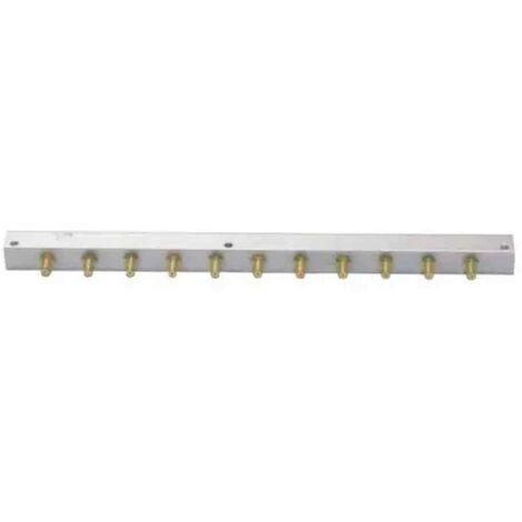 Conjunto inyector gas butano calentador ARISTON 65153132