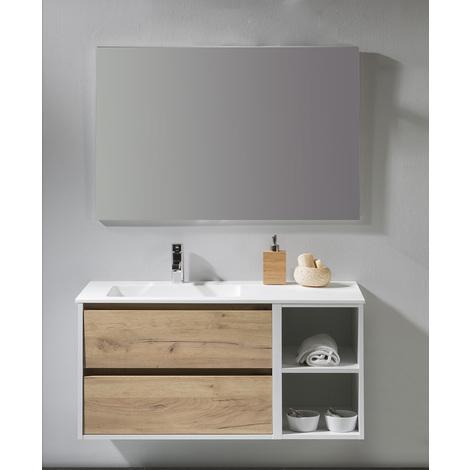 Conjunto Mueble de Baño 100 cm MELANIE