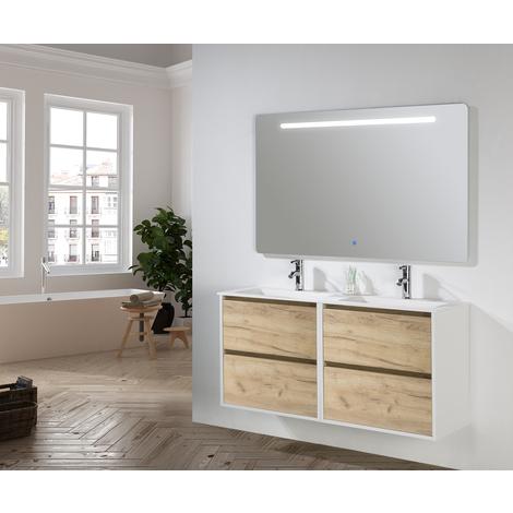Conjunto Mueble de Baño 120 cm MELANIE