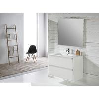 Conjunto Mueble de Baño Melanie 100 cm