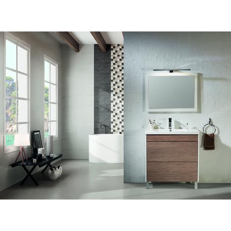 Conjunto Mueble de Baño Melanie 80 cm