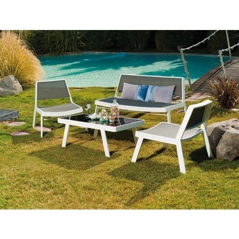 Conjunto Muebles Aluminio - NEOFERR - PG0163