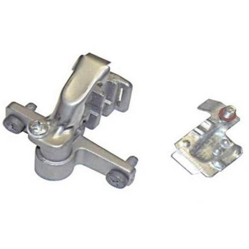 20x Pernos roscados con cabeza cilindrica M2x5mm DIN912 acero galvanizado huella 1.5mm Allen C18140 AERZETIX