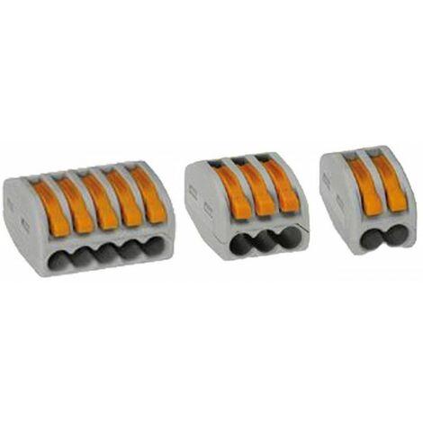 """main image of """"Conjunto regletas conexión para cable rígido flexible SOLERA CLE4-5"""""""
