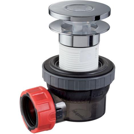 Conjunto válvula lavabo Nano 6.7 Wirquin D32 salida libre embellecedor fijo