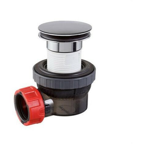 Conjunto válvula lavabo Nano 6.7 Wirquin quick-clac D32 con rebosadero