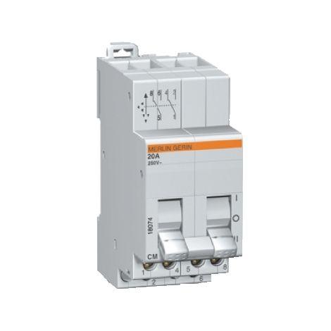 """main image of """"Conmutador CM 3 posiciones SCHNEIDER ELECTRIC 18073"""""""