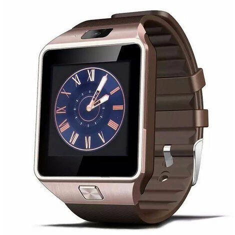 Reloj inteligente | Bluetooth smart watch |con SIM reloj de pulsera Blanco