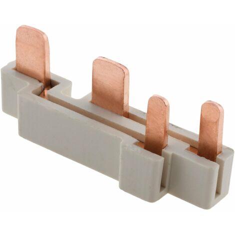 Connecteur d'alimentation pour inter. diff. 63A vers disjoncteur - Thomson