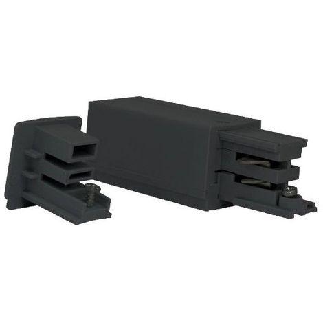 Connecteur d'Alimentation pour Rail type XTS + Clips de fin.