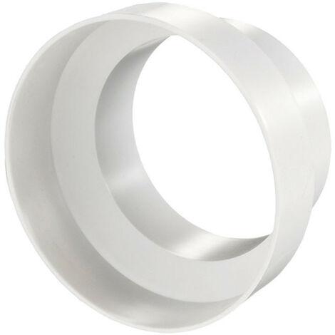 Connecteur de gaine 100 et 80 mm - Winflex ventilation