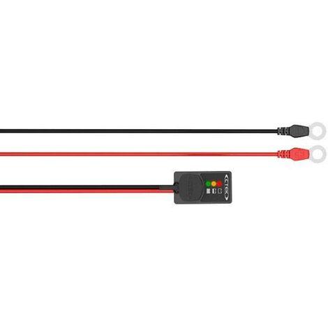 Connecteur de rechargement et affichage du statut de rechargement cosse à œillet M8 CTEK 56-380 1.50 m C38134