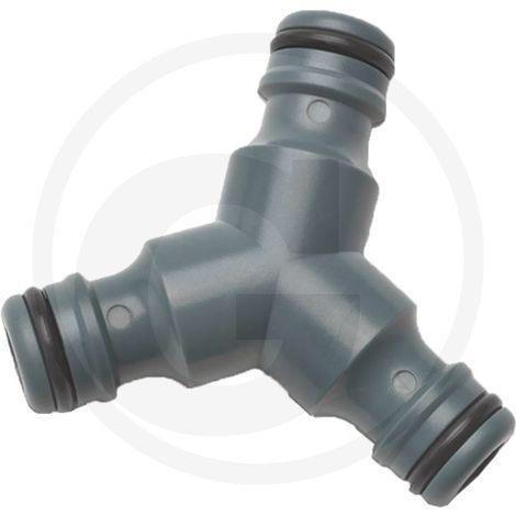 Connecteur de tuyau 3 voies 26070258