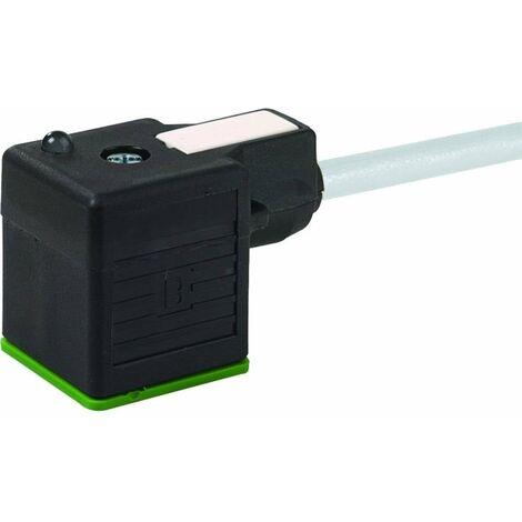 Connecteur de vanne gris 7000-18021-2160300 Murr Elektronik Contenu: 1 pc(s)