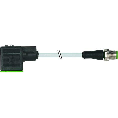 Connecteur de vanne gris 7000-40881-2260030 Murr Elektronik Contenu: 1 pc(s)