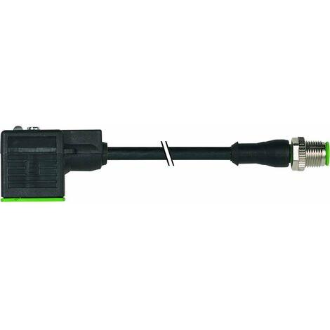 Connecteur de vanne noir 7000-40921-6250300 Murr Elektronik Contenu: 1 pc(s)