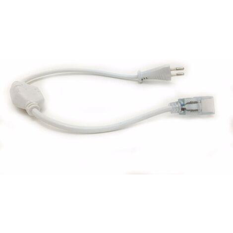 Connecteur électrique Ruban LED 220V 5050