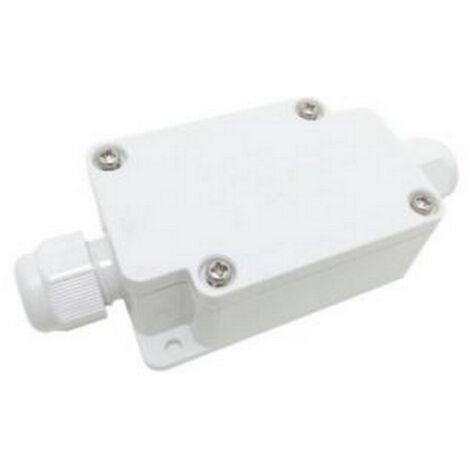 Connecteur étanche IP67 BLANC - Blanc - SILAMP