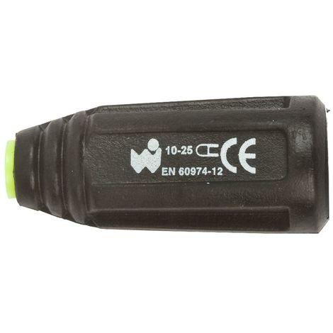 Connecteur femelle quart de tour 16 à 25 mm²