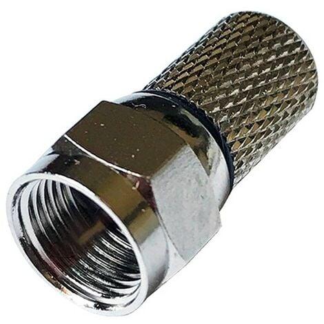 Connecteur FTE F pour Câble 6,8mm FHQT