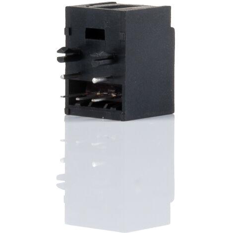 Connecteur pour fibre optique ORJ-8 Jack, Toslink