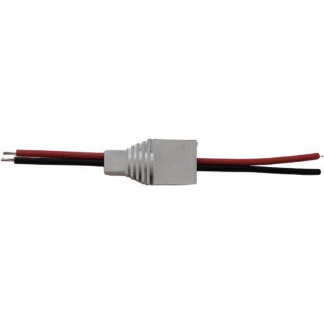 Connecteur pour Néon Flexible 24V - Blanc - SILAMP