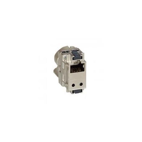 Connecteur RJ45 pour coffrets Double Play et basique - 413083 - Legrand