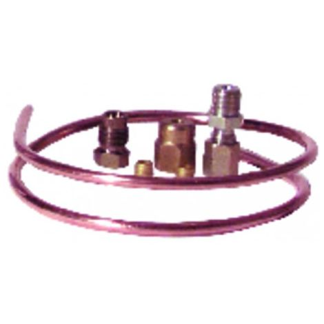 Connecting tube and accessories
